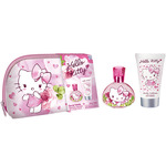 Hello Kitty eau toilette natural infantil body lotion neceser de 10cl. en spray