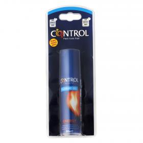 Control gel lubricante energy de 50ml.