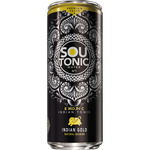 Sou tonic tónica premium exotic indian tonic de 33cl. en lata