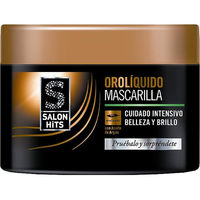 Salon Hits salon hits mascarilla con aceite argan de 25cl. en bote