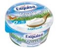 Exquisa queso fresco quark natural 0 2% de 500g. en tarrina