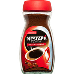 Nescafé cafe soluble natural descafeinado de 300g.