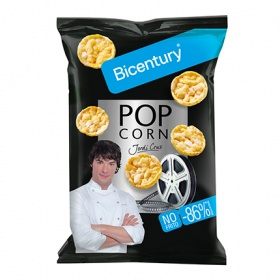 Bicentury pop corn jordi cruz mini palomitas de 70g. en bolsa