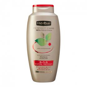Total champu s s repair herbal de 75cl.