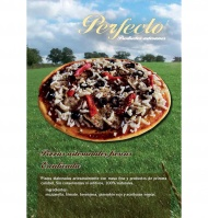 Pizza perfecto 4 estaciones de 400g.