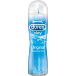 Durex play lubricante intimo original pleasure gel dosificador de 50ml.