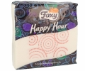 Foxy servilleta decorada doble capa happy hour 50