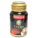 Marcilla cafe creme express soluble natural de 200g.