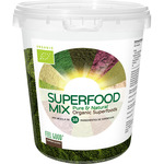 Feel good superfood mix mezcla de 38 ingredientes de superalimentos ecológico envase de 300g.