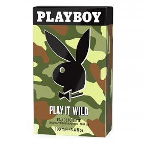Playboy colonia play it wild hombre de 10cl.