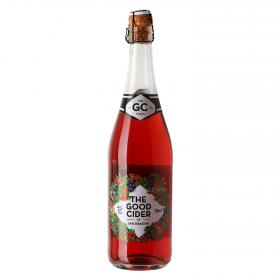 San Sebastian sidra frutos del bosque the good cider de 75cl.
