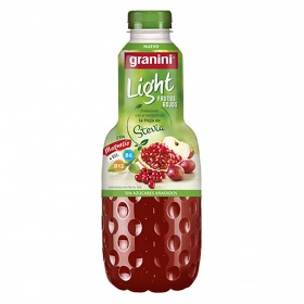 Granini zumo light frutos rojos de 1l.