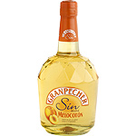 Granpecher licor melocoton sin alcohol de 70cl. en botella