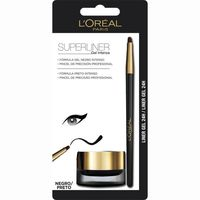 Loreal superliner gel intenza 001