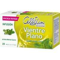 Cellislim infusiones vientre plano 20