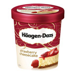 Häagen Dazs helado strawberry cheesecake de 50cl. en tarrina