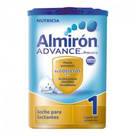 Almiron Advance leche iniciacion advance 1 de 800g. en lata