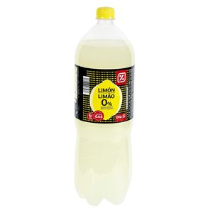 Dia limon con gas light de 2l. en botella