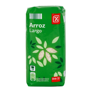 Dia arroz largo categoria 1ª de 1kg. en paquete