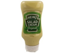 Heinz salad cream original envase de 42,5cl.