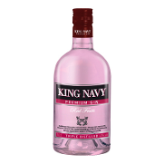 Ginebra red fruits king navy de 70cl.
