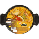 Royal chef paella mixta 1 racion envase de 350g.
