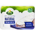 Arla queso untar natural de 150g.