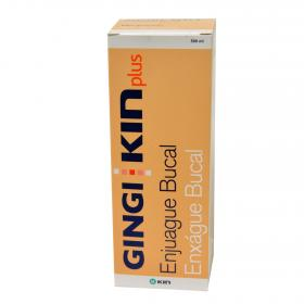Kin enjuague bucal gingi plus de 50cl. en bote