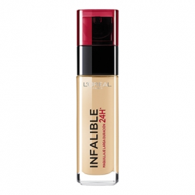 Loreal maquillaje fluido infalible 260 soleil dore