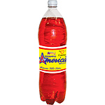 Naturandina america refresco latino sabor tropical de 2l. en botella