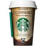 Starbucks chilled cup cafe frio cappuccino vaso de 22cl.