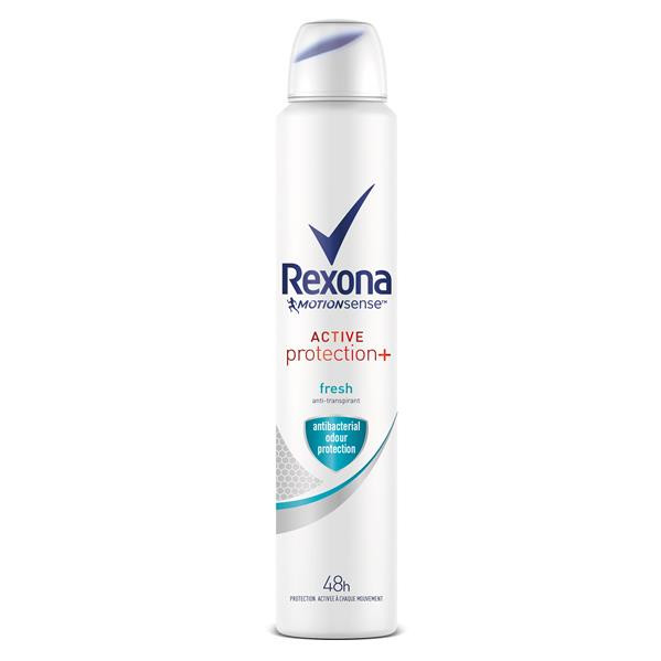 Rexona motion sense desodorante active protection women fresh antitranspirante de 20cl. en spray