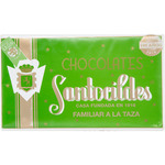 Santocildes chocolate familiar taza tableta de 300g.