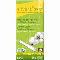 Natural Cotton tampon regular 6
