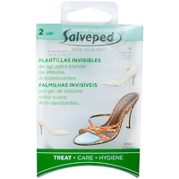 Salveped Love Your Feet mini plantillas por 2 unidades