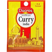 Ducros sazonador curry