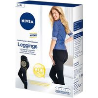 Nivea leggings reafirmante remodelador con q10 plus talla l xl