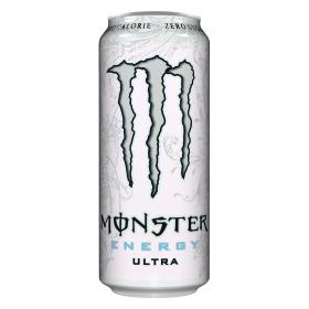 Monster refresco energy ultra white zero calorias de 50cl.
