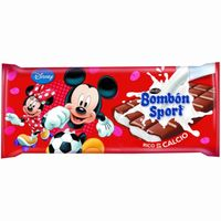 Lacasa chocolate sport tableta de 125g.