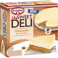 Dr Oetker new york cheesecake de 450g. en caja