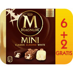 Magnum magnum 55ml mini claalmenbl 8mp de 44cl. por 6 unidades