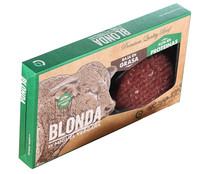 Miguel burger meat blonda vergara de 320g.