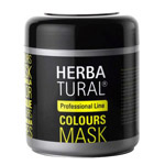 Herbatural mascarilla color de 50cl.