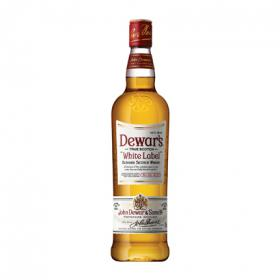 Dewar's scotch whisky de 70cl.
