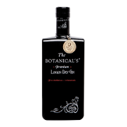 Ginebra premium london the botanicals de 70cl.