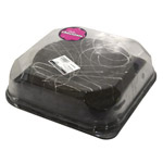 Delidor tarta doble chocolate de 1kg.