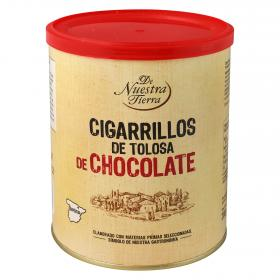 Cigarrilos de chocolate de 200g.