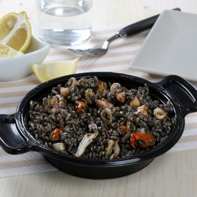 Royal arroz negro de 350g.