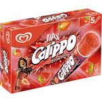 Calippo calippo fresa 5mp 105ml 525g de 52,5cl. por 5 unidades