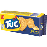 Tuc break crackers salados sabor queso de 100g. en paquete